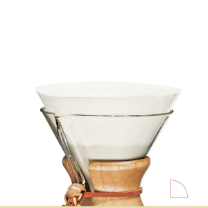CHEMEX® BONDED FILTERS PRE-FOLDED CIRCLES